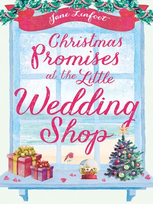 cover image of Christmas Promises at the Little Wedding Shop