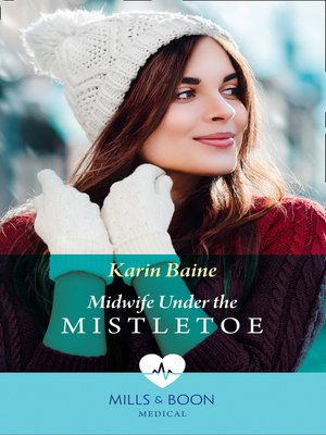cover image of Midwife Under the Mistletoe