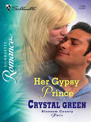 cover image of Her Gypsy Prince