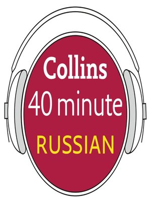 cover image of Russian in 40 Minutes