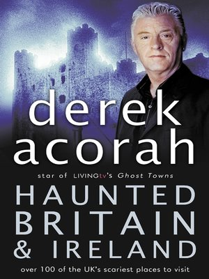 cover image of Haunted Britain and Ireland