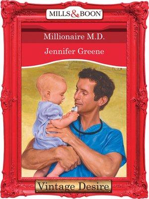 cover image of Millionaire M.D.