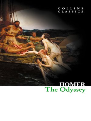 cover image of The Odyssey