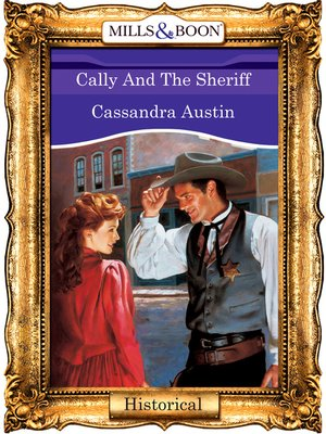 cover image of Cally and the Sheriff