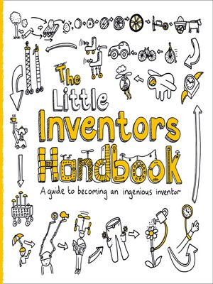 cover image of The Little Inventors Handbook