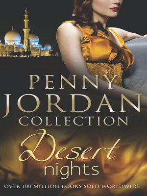 cover image of Penny Jordan Tribute Collection