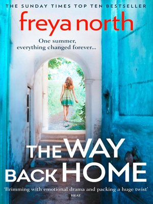 cover image of The Way Back Home