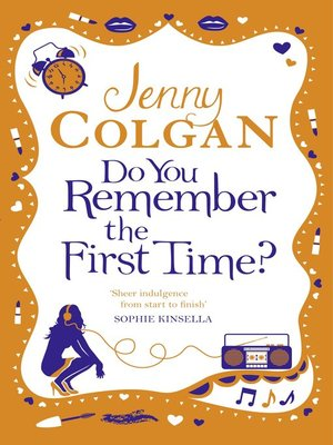 cover image of Do You Remember the First Time?