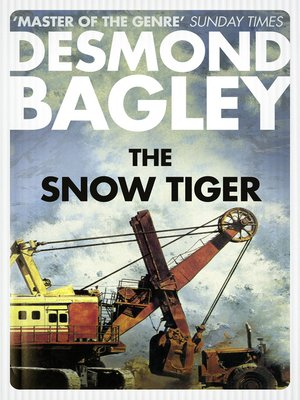 cover image of The Snow Tiger