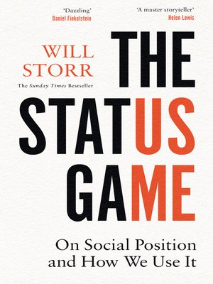 cover image of The Status Game