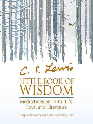cover image of C.S. Lewis' Little Book of Wisdom