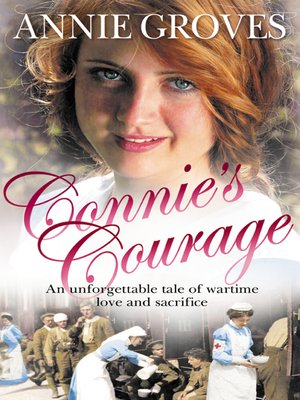 cover image of Connie's Courage
