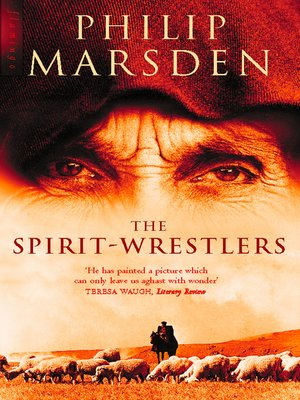 cover image of The Spirit-Wrestlers