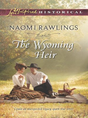 cover image of The Wyoming Heir