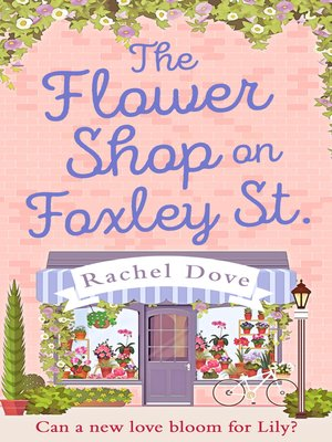 cover image of The Flower Shop on Foxley Street