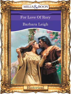cover image of For Love of Rory