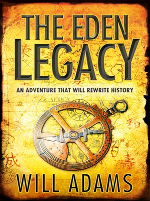 cover image of The Eden Legacy