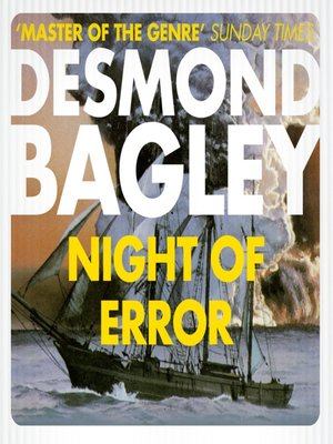 cover image of Night of Error