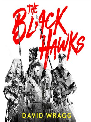 cover image of The Black Hawks