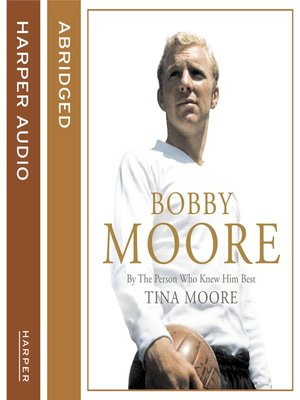 cover image of Bobby Moore