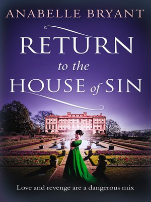 cover image of Return to the House of Sin