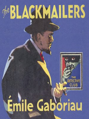 cover image of The Blackmailers