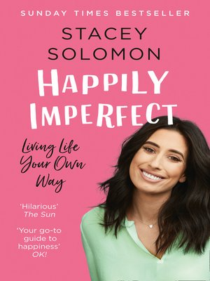 cover image of Happily Imperfect