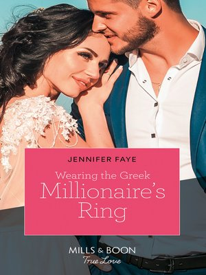 cover image of Wearing the Greek Millionaire's Ring