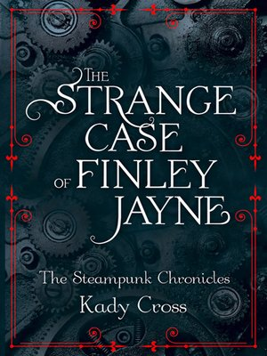 cover image of The Strange Case of Finley Jayne