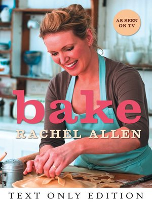 cover image of Bake Text Only