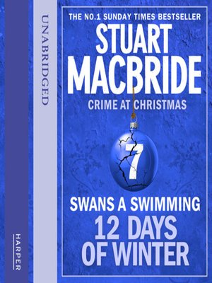 cover image of Swans a Swimming