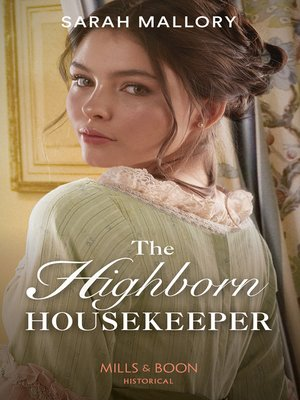 cover image of The Highborn Housekeeper