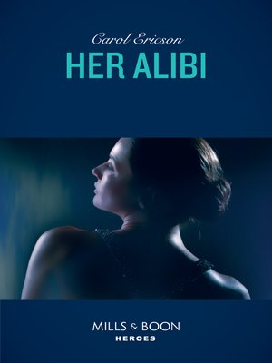 cover image of Her Alibi