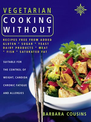 cover image of Vegetarian Cooking Without