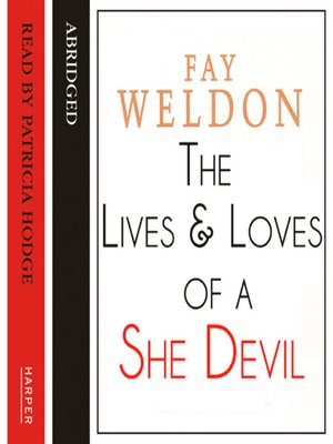 cover image of The Life and Loves of a She-Devil