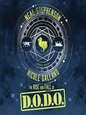 cover image of The Rise and Fall of D.O.D.O. (The Rise and Fall of D.O.D.O., Book 1)