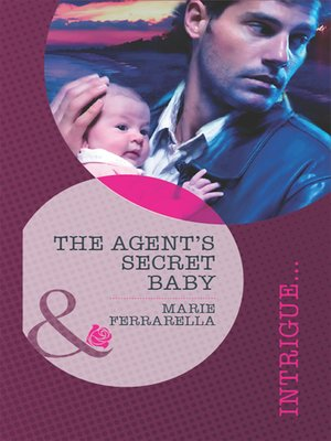 cover image of The Agent's Secret Baby