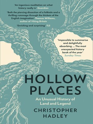 cover image of Hollow Places