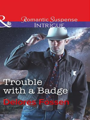 cover image of Trouble With a Badge