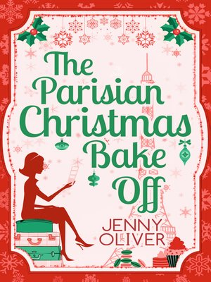 cover image of The Parisian Christmas Bake Off