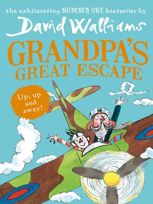 cover image of Grandpa's Great Escape