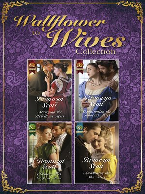 cover image of The Wallflowers to Wives Collection