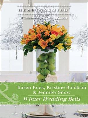 cover image of Winter Wedding Bells