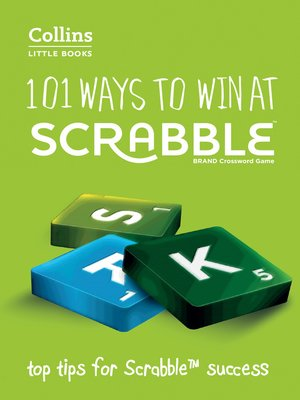 cover image of 101 Ways to Win at SCRABBLE®