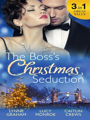 cover image of The Boss's Christmas Seduction