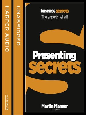 cover image of Presentations