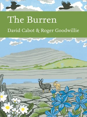 cover image of The Burren
