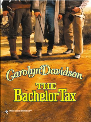 cover image of The Bachelor Tax