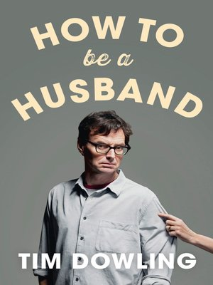 cover image of How to Be a Husband