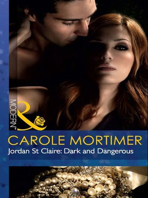 cover image of Jordan St Claire: Dark and Dangerous